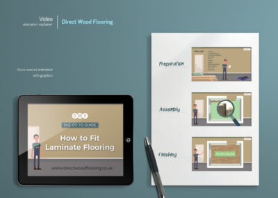 Video Explainer - Direct Wood Flooring